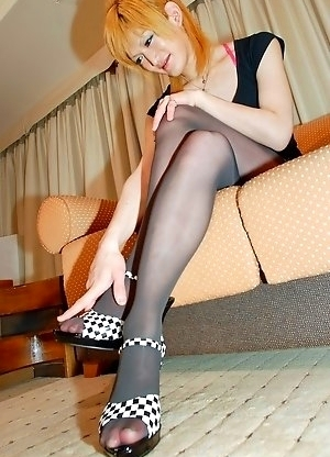 Kanon comes from the north-eastern country of Fukushima where beautiful women are abundant, she has lovely creamy skin and an impressive cock!