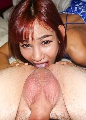 Ladyboy Benty Ass Licking Cum Swallow Bareback
