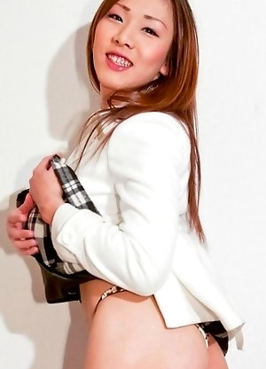 Karina is a Japanese Superstar! One look at her amazing body and beautiful pale skin and you know why.