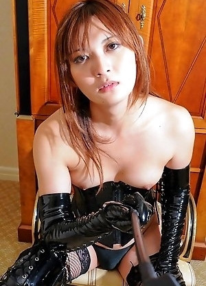 Twenty-three year old Mao is a popular newhalf porn star, based in Tokyo.
