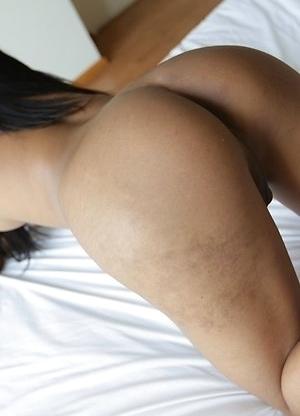 Sexy Thai ladyboy Leeya assfucked by white tourists big cock