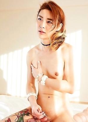 Japan transsexual Hyori