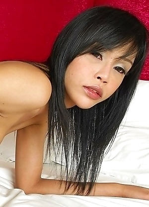 Benz has a naughty side and gets wild once a hung guy pushes his big dick into her ass bareback.