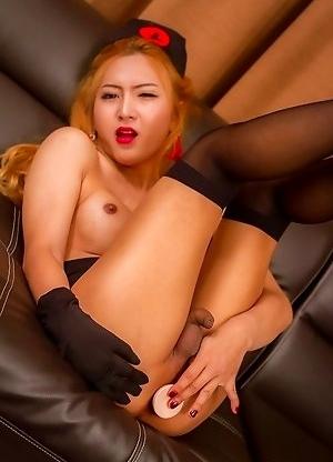 Thai Ladyboy Fay - Call a Doctor