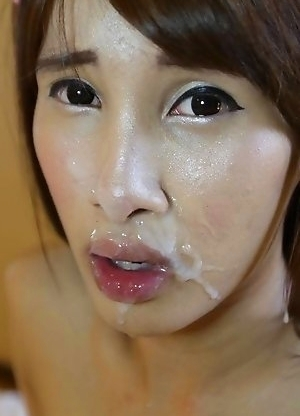 Petite Thai Ladyboy Phoo with big cock loves foreign penis