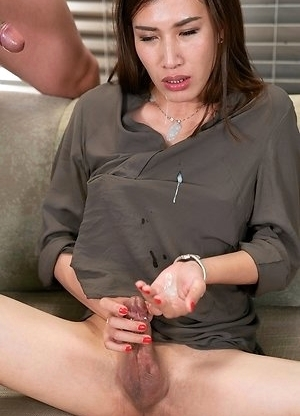 Allison Cock Masturbation and Blow Job