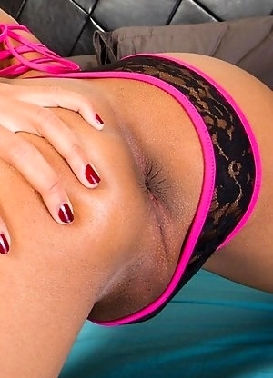 Alisa is a 24 years old, tan skinned, curvy ladyboy. She has long real jet black hair, tan skin, big yet soft boobs, round silicone ass, outrageous li