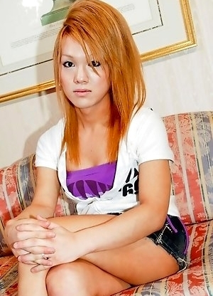 Yuna, an Osaka Newhalf, just relocated to Tokyo and is considering doing more adult video work.