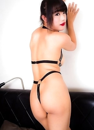 Beautiful and cute Bee is back for a smoking hot climax scene! Bee has a hot body, a great ass, perky tits and a nice hard cock!