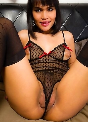 Sexy Jacky is a cute Bangkok girl with a sexy soft body, a juicy ass, delicious tits and a rock hard cock!