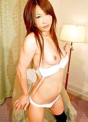 Famous Japanese newhalf Nagisa Takahashi