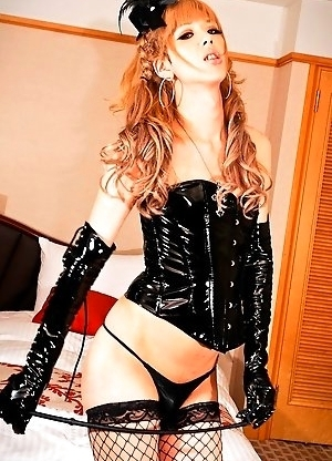 """""""I love sex,"""" confessed Noa, a provocative 23 year young, newest top-selling newhalf escort in the capital"""