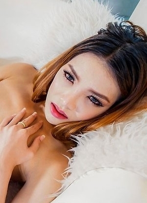 Maky is a Bangkok girl with devastating beauty.