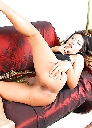 Ladyboy teabagging and dirty bareback with slut Balloon