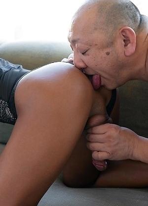 Miran AssLicking Orgasm