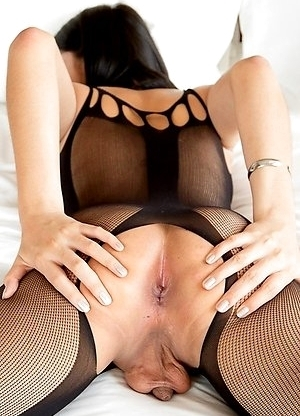 dream crotch less bodysuit handjob